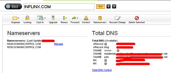 Total DNS Selection
