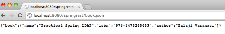 JSON View
