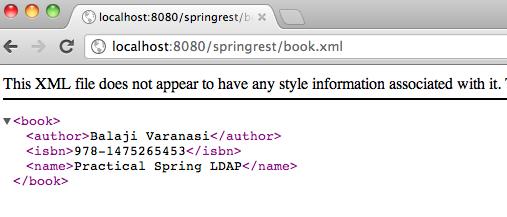 XML View